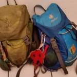 Waldkindergarten Ausrüstung: Deuter Waldfuchs Rucksack