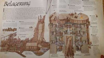 Seite aus Entdecke die Burg