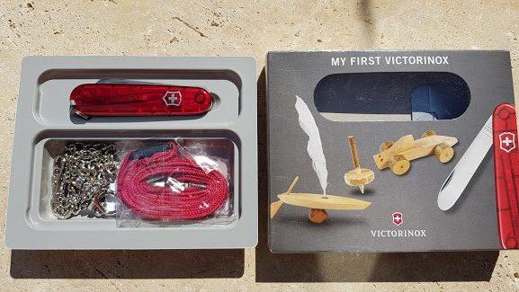 Das Original Schweizer Kindermesser von Victorinox