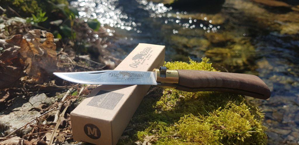 Old Bear Messer