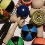Geschicklichkeitsspiele Sammlung - Diabolo, Yo Yo und Jonglierbälle