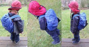 Kinder Regenkleidung