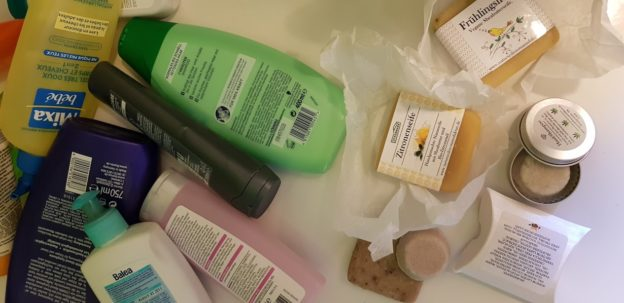 Plastikmüll im Bad vermeiden