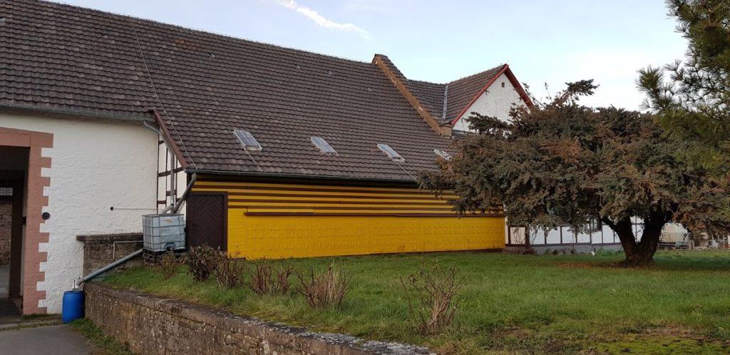 Altes Bienenhaus der Abtei Mariawald